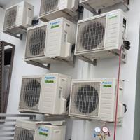 Refill Gas Servicing