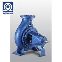 REGALINE Back Pull-Out Centrifugal End Suction Pumps