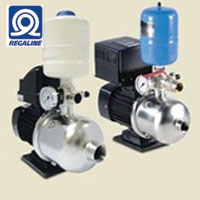 REGALINE Compact Variable Speed Booster Pump
