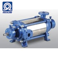 REGALINE Horizontal Multistage Stainless Steel Pump