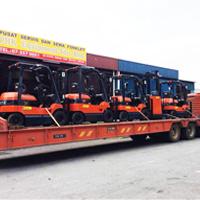 Rental Forklift JB