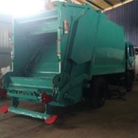 Repair Hydraulic Pump (Garbage Truck)