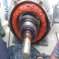 Repair Induction Motor Service