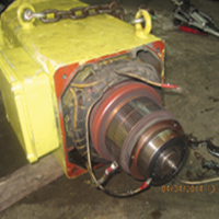 Repair Maintenance DC Motor Service
