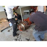 Repair Of Flygt Pump