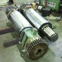 Repair Of Rubber Mixing Roller