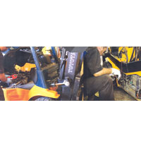 Repairing All Kind Of Forklift