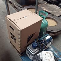 Replace Aircon Compressor Johor