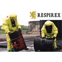 RESPIREX Chemical Protective Suit