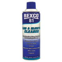 REXCO 81 Carb & Injector Cleaner