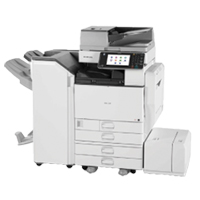 Ricoh Full Colour Copying Machine