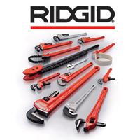 Ridgid Pipe Working Tools