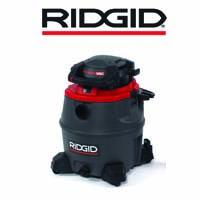 RIDGID Wet & Dry Vacuum With Blower 60L