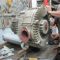 Ring Blower Service