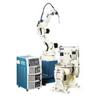 Robotic Welding Machine (OTC)