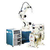 Robotic Welding Machine (OTC)