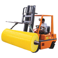 Roller Re-Coating For Polyurethane (PU) Diameter Up To 1000Mm & Total Length 3 Meter