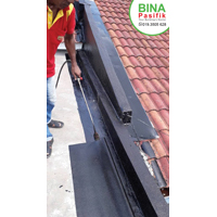 Roof Capping Installation & Waterproofing