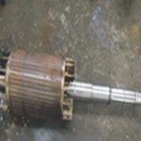 Rotor Shaft Repairing