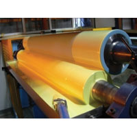Rubber Recoating For Rollers
