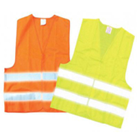 Safety Vest With Reflective Strips(SV 2694)