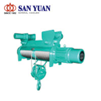 SAN YUAN Electric Wire Rope Monorail Hoist
