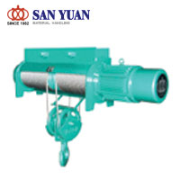 SAN YUAN Electric Wire Rope Suspended Hoist