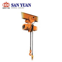 SAN YUAN Electrical Chain Hoist Ultra Short Chain Hoist