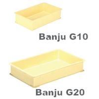 SANKO Plastic Container Banju