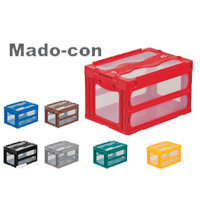 SANKO Plastic Container Foldable Container
