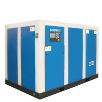 SCR II  Series  Screw Air Compressor_SCR 125II