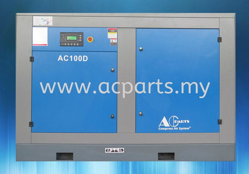Screw Air Compressor (AC100D)