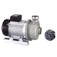 Sea Water Open Impeller Stainless Steel Pump