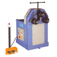 Section & Pipe Bending Machine