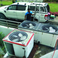 Service And Repair Air Conditioning