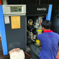 Service & Repair Kobelco Air Compressor