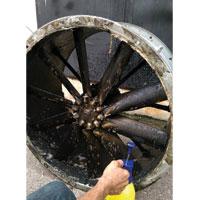 Service Exhaust Fan