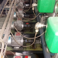Service Thermo Oil Pump At Linatex