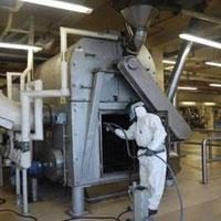 Sheet Blasting Machine Repair
