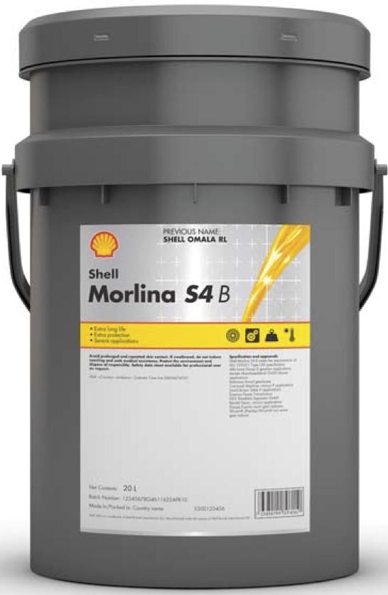 Shell Morlina Bearing & Circulation Oils