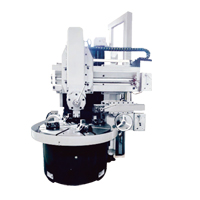 Single Column Vertical Lathe Machine