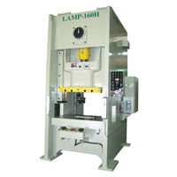 Single Crank H-Type Press Machine