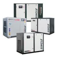SINGLE Energy Efficient Air Compressor