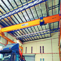 Single Girder Brigde Overhead Crane