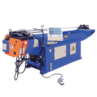 Single-Head Hydraulic Pipe Bending Machine