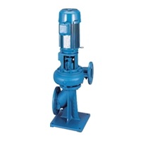 Single Stage End Suction Vertical Inline Series 300