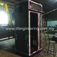 Skid Design And Fabrication Installation