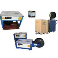 Smart Type Strapping Machine Low & High Type Strapping Machine & Pallet Strapping Machine