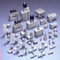 SMC Flow Control Equipment