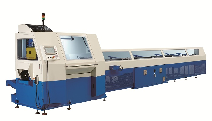 SOCO High Speed Double Tubes Cutting Machine